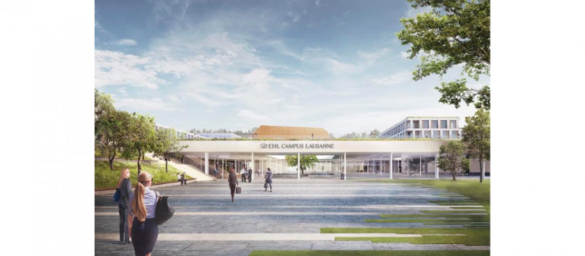 Campus fermé mais cœurs sur la main : La réponse de la communauté EHL face à la crise du COVID